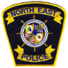 North East Borough Police Department Badge